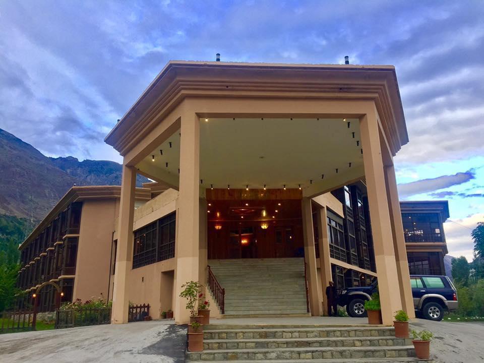 Hunza Darbar Hotel