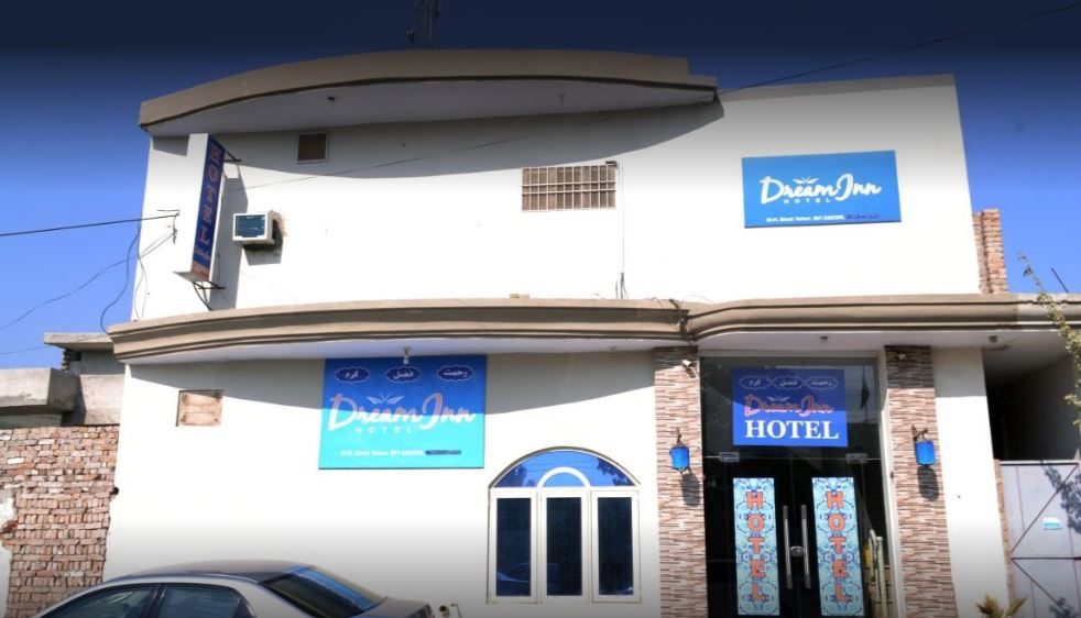 Dream Inn Hotel