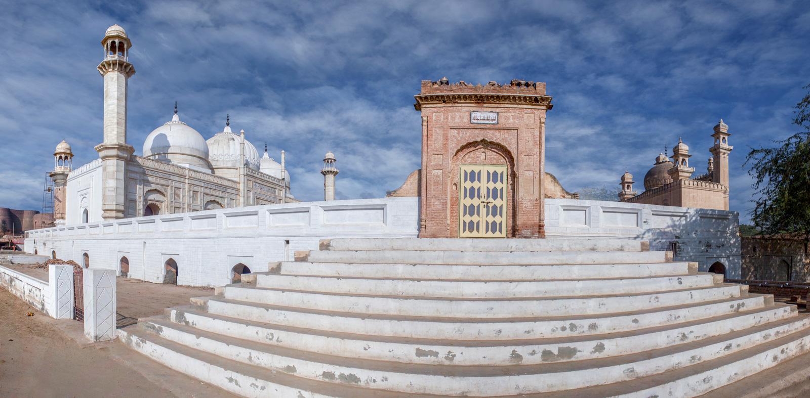 Abbassi Mosque