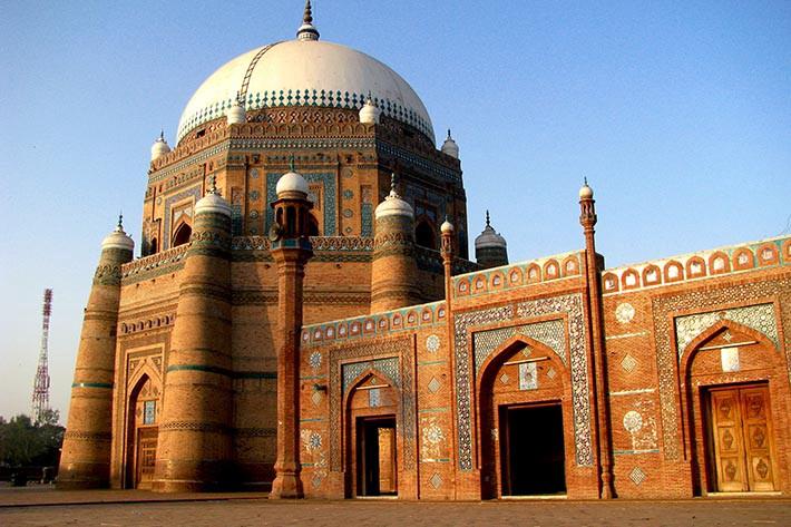 Shrine of Shah Yusaf Gardez