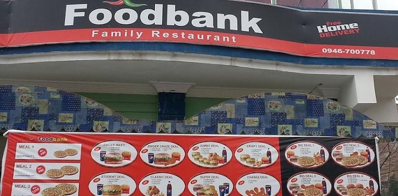 Food Bank Swat