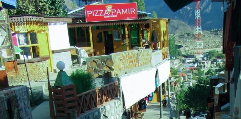 Pizza Pamir